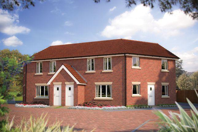 "Thumbnail Flat for sale in ""Dekker"" at Poethlyn Drive, Costessey, Norwich"