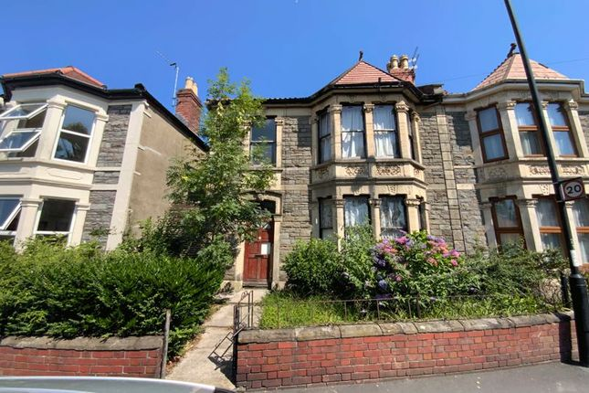 Thumbnail Terraced house for sale in Beaufort Road, St George, Bristol BS58Jg