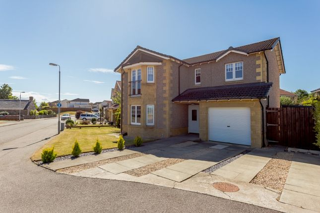Thumbnail Detached house for sale in Marleon Field, Elgin, Moray