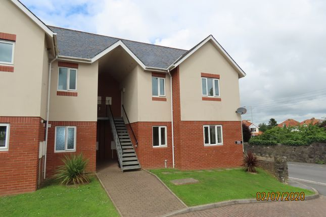 Thumbnail Flat to rent in Old Sticklepath Hill, Sticklepath, Barnstaple