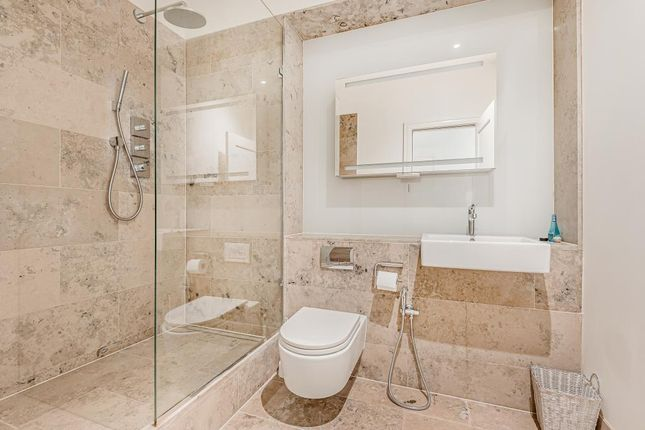 Shower Room of Seymour Street, London W1H