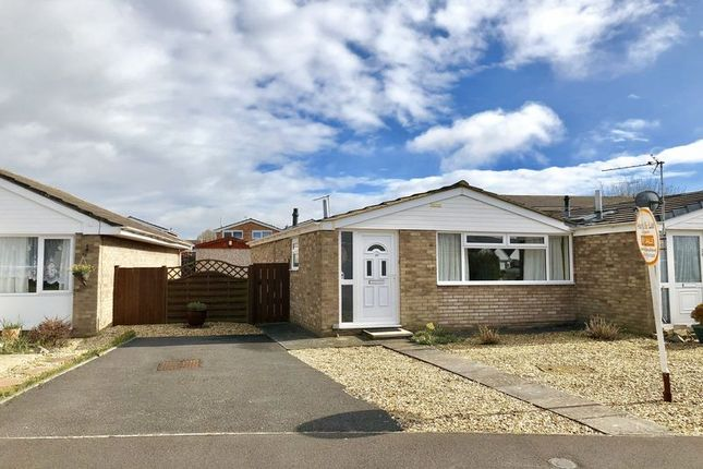 Thumbnail Bungalow for sale in Kestrel Drive, Worle, Weston-Super-Mare