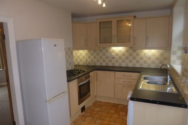 Thumbnail Semi-detached house to rent in Hallam Road, Beeston