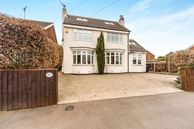 Thumbnail Detached house for sale in Cot Lane, Kingswinford, West Midlands