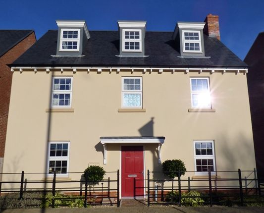 Thumbnail Detached house to rent in Anchor Row, Exeter