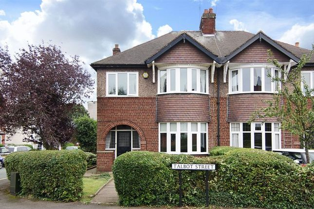 3 bed semi-detached house for sale in Talbot Street, Rugeley
