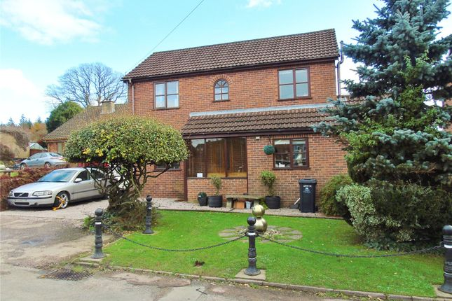 Thumbnail Detached house for sale in Old Road, Coalway, Coleford, Gloucestershire