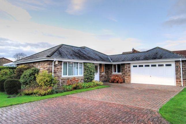 Thumbnail Detached bungalow for sale in Oakdale, Nedderton Village, Bedlington