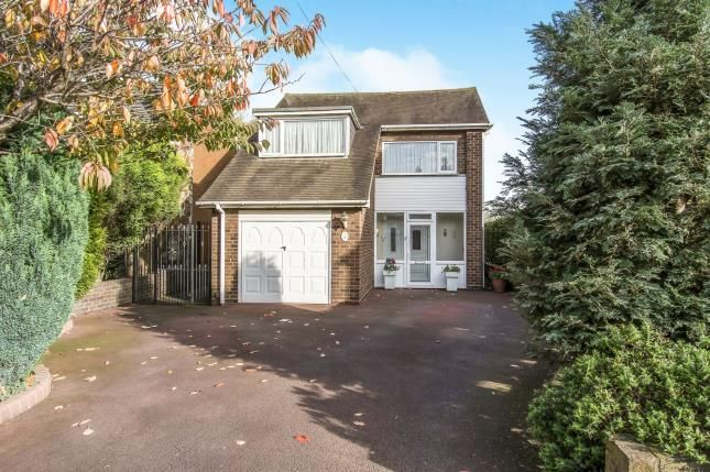 Thumbnail Detached house for sale in New Street, Shelfield, Walsall, West Midlands