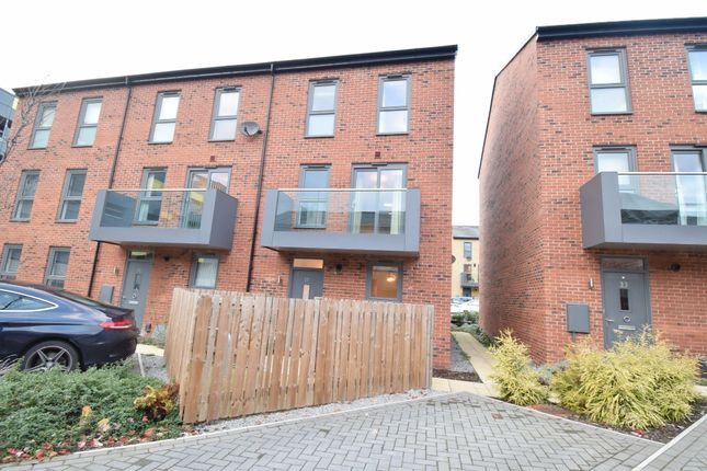 Thumbnail Town house to rent in Carnforth Avenue, Wakefield