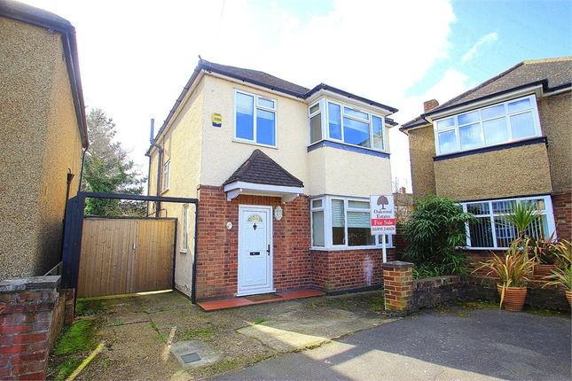 Thumbnail Detached house for sale in Brooklyn Way, West Drayton, Middlesex