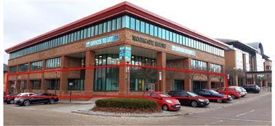 Thumbnail Office to let in Moorgate House, 201 Silbury Boulevard, Milton Keynes, Buckinghamshire