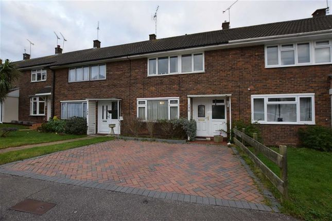 Thumbnail Terraced house for sale in The Knares, Basildon, Essex