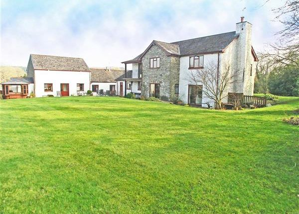Thumbnail Detached house for sale in Creigiau, Cardiff