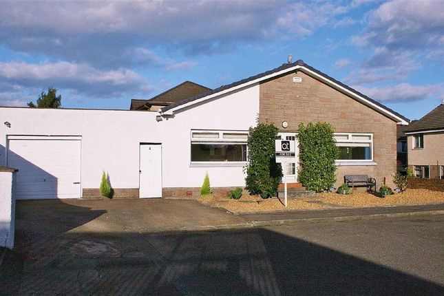Thumbnail Detached bungalow for sale in Drummond Place, Bonnybridge, Stirlingshire