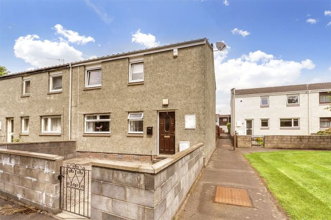 Thumbnail End terrace house for sale in Laggan Gardens, Dundee