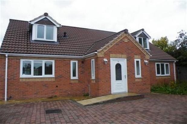 Thumbnail Detached bungalow to rent in Jadella Close, Mansfield