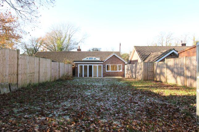 Thumbnail Semi-detached bungalow to rent in Nine Acres, Steep Marsh, Petersfield