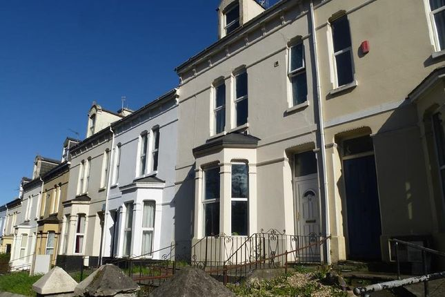 Thumbnail Property to rent in 20 Alexandra Road, Mutley, Plymouth