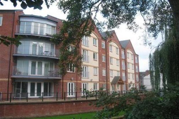 2 bed flat to rent in Espleys Yard, Stafford