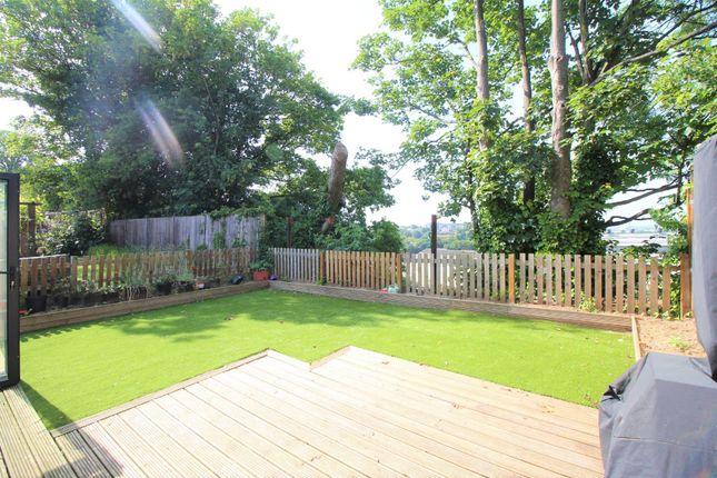 Garden of Bexley Road, Erith DA8