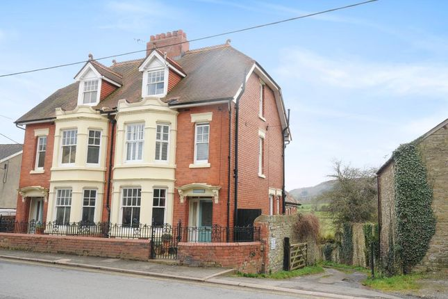 Thumbnail Semi-detached house for sale in Hay On Wye, Mid Wales