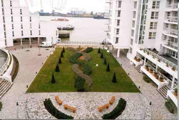 Thumbnail Flat to rent in Pierhead Lock, 416 Manchester Road, London