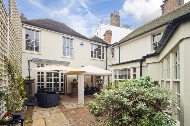 Thumbnail Property to rent in Netley Cottage, Lower Terrace, Hampstead, London