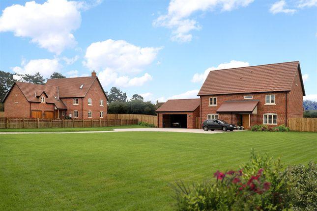 Thumbnail Property for sale in Poppy Fields, Burlingham Road, East Harling