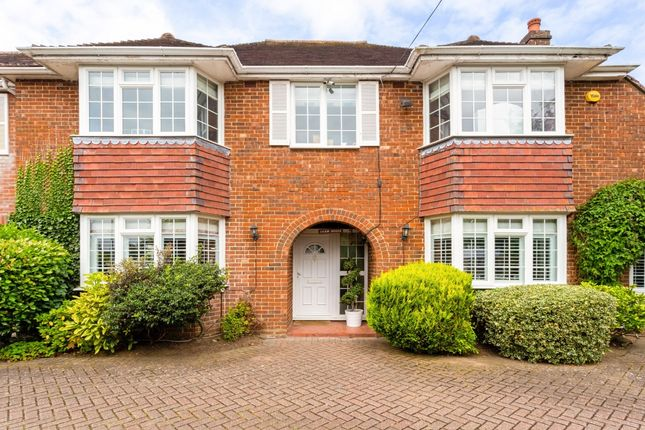 Thumbnail Detached house to rent in Shaw Crescent, Sanderstead, South Croydon
