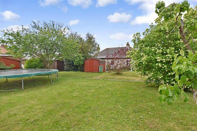 Thumbnail Detached bungalow for sale in Kent Road, Littlehampton, West Sussex