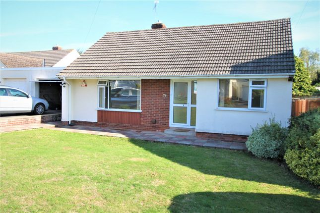 Thumbnail Bungalow for sale in Trull Green Drive, Trull, Taunton, Somerset