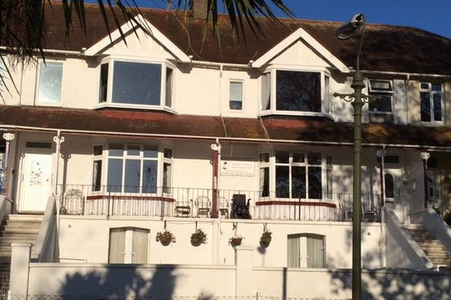 Thumbnail Terraced house for sale in Youngs Park Road, Paignton