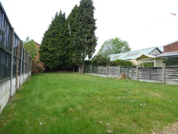 Garden of Vicarage Road, Off Long Lane, Halesowen, West Midlands B62