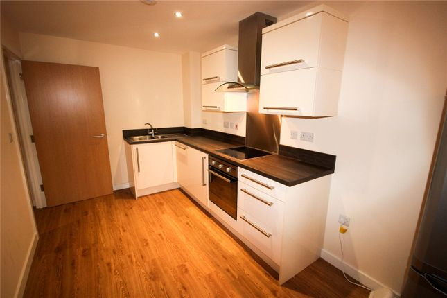 Kitchen Area of Crecy Court, 10 Lower Lee Street, Leicester LE1