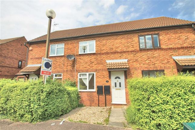 Thumbnail Semi-detached house to rent in Tredington Grove, Caldecotte, Milton Keynes