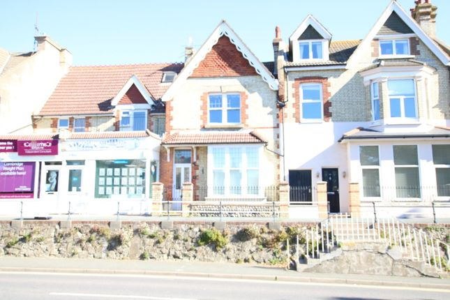 Thumbnail Terraced house to rent in Willingdon Road, Eastbourne