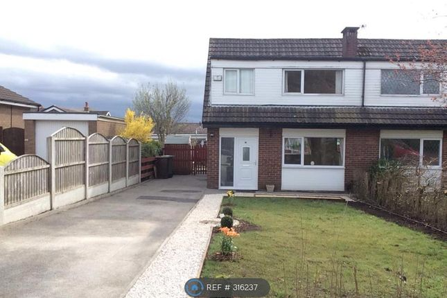 Thumbnail Semi-detached house to rent in Reedley Road, Burnley