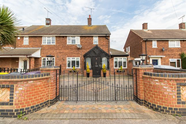 Thumbnail Semi-detached house for sale in Rochford Garden Way, Rochford