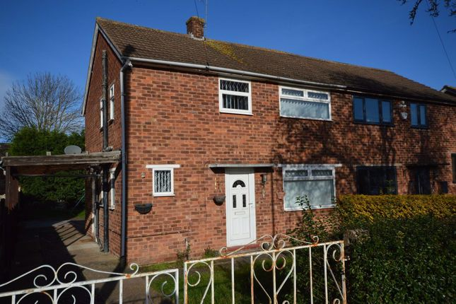 Thumbnail 3 bed semi-detached house to rent in Woodview, Edwalton, Nottingham
