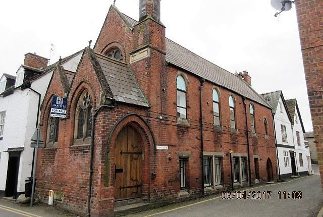 Thumbnail Flat to rent in Market Street, Wem, Shrewsbury