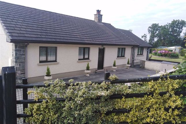 Thumbnail Detached bungalow for sale in Rhandirmwyn, Llandovery