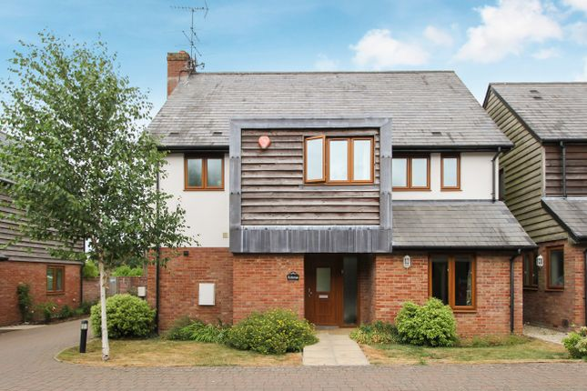 Thumbnail Detached house to rent in Trinity Hill, Medstead, Alton