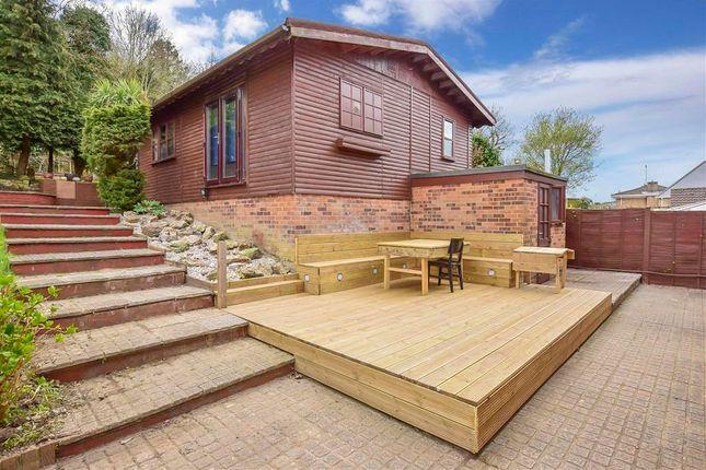 Thumbnail Detached house for sale in Grove Avenue, Langdon Hills, Basildon, Essex