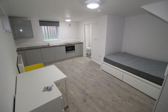 Studio to rent in Lodge Bank Flat 2, Moor Lane, Preston PR1