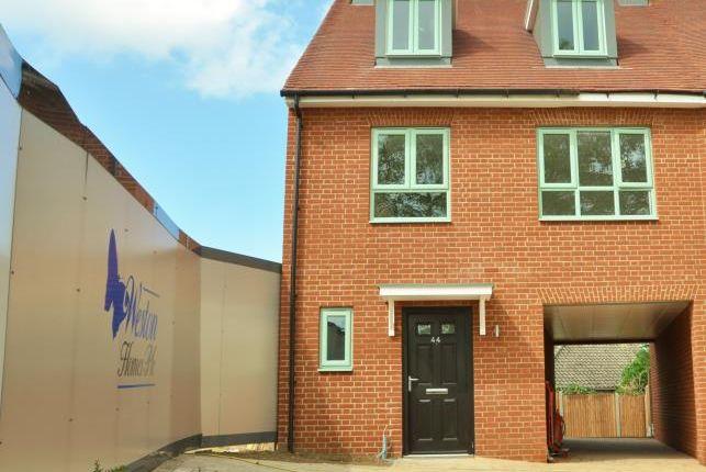 Thumbnail Semi-detached house to rent in Moreton Road, Buckingham