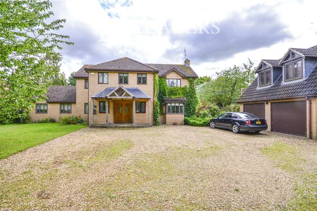 Thumbnail Detached house for sale in Manners Close, Uffington, Stamford