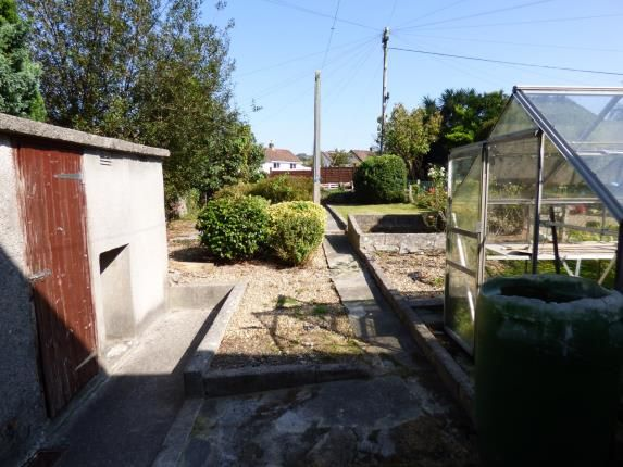 Garden of Tangmere Avenue, Plymouth PL5