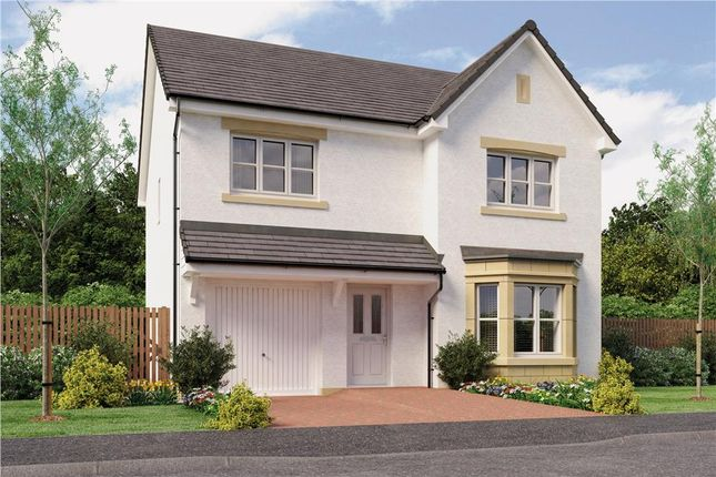 "Thumbnail Detached house for sale in ""Dale"" at Auchinleck Road, Robroyston, Glasgow"