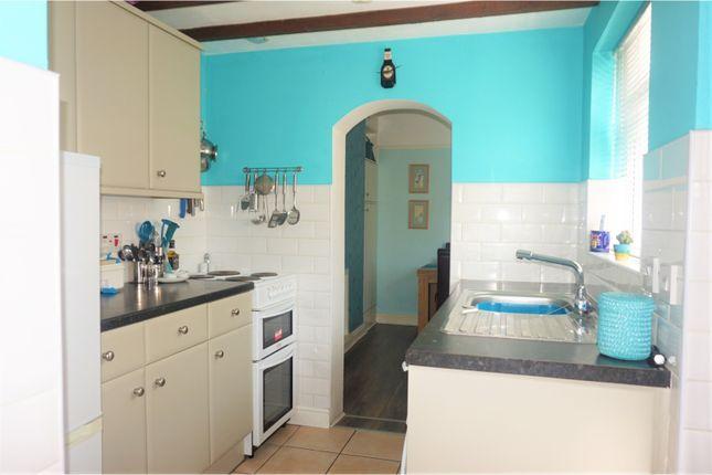 Kitchen of Caradoc Terrace, St. Asaph LL17